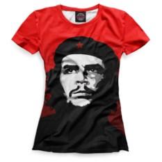 Женская футболка Print Bar Че Гевара