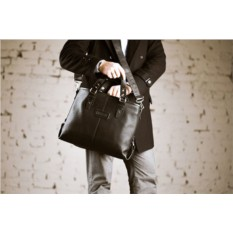 Деловая сумка Brialdi Portsmouth (цвет — черный)