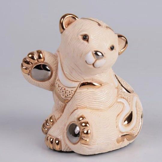 Статуэтка декоративная Полярный медведь