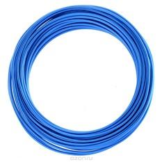 Проволока для рукоделия Астра, цвет: синий (9), 2 мм х 10 м
