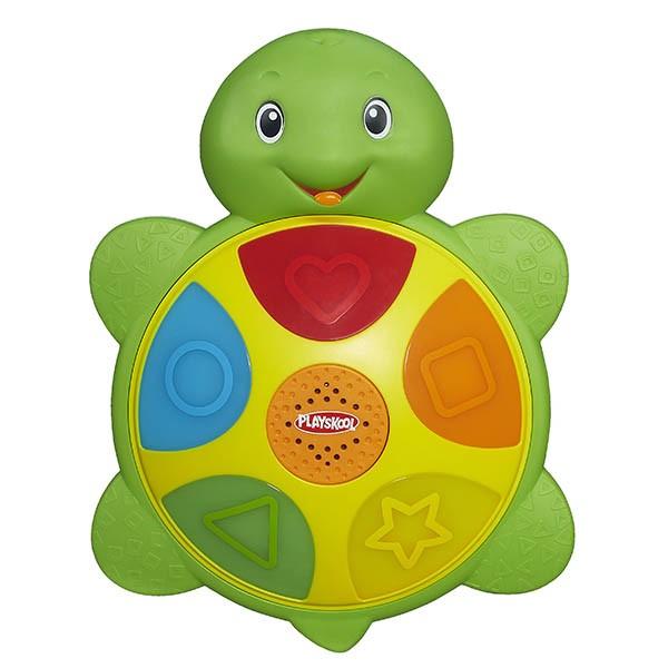 Развивающая игрушка Черепашка - цвета и формы