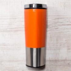 Оранжевая термокружка Пиренеи