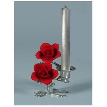 Подсвечник «Две розы»