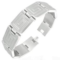 Мужской браслет из стали Fashion Steel