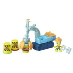 Игровой набор Экскаватор Play-Doh