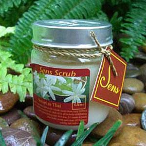 Соляной скраб для тела Сладкий Таиланд