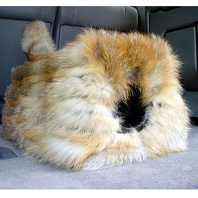 Сабвуфер из лисы
