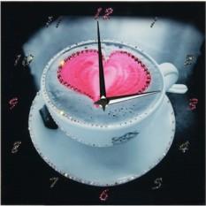 Часы с кристаллами Swarovski Напиток любви