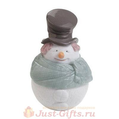 Скульптура Снеговик