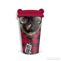 Стакан для кофе Dog