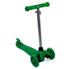 Самокат Triumf active 06AHgr, цвет – зеленый