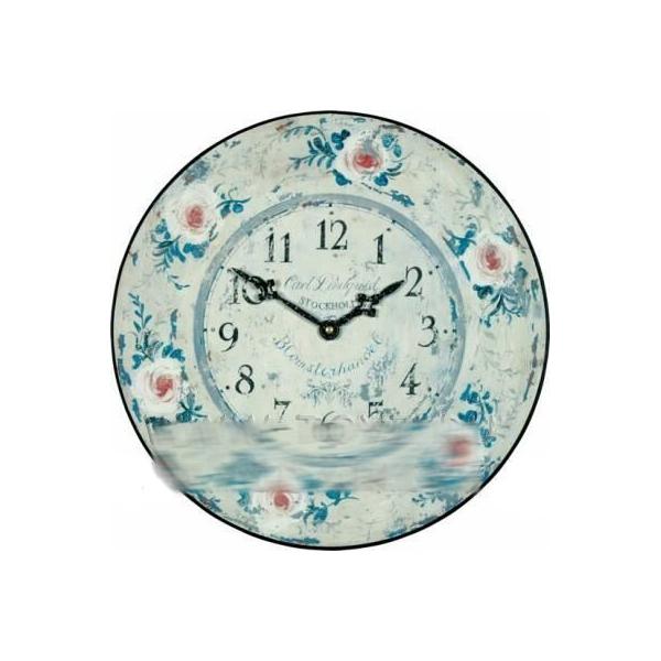 Часы настенные «Розы»