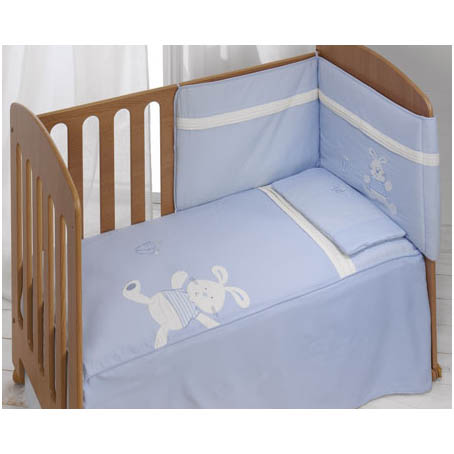 Набор в кроватку «Кролик»
