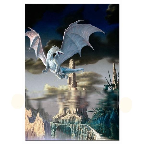 Пазл «Дракон»