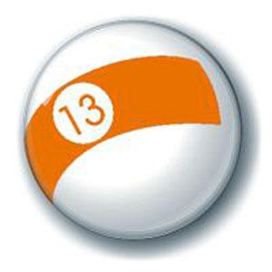 Значок «Шар № 13»