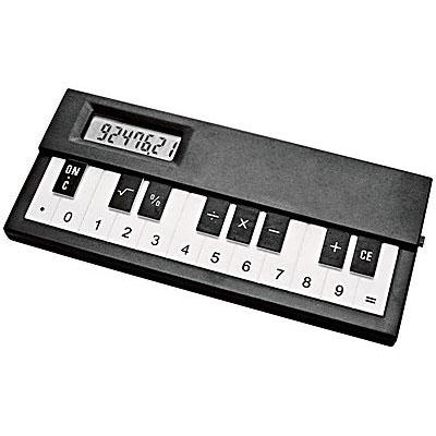 Калькулятор-пианино