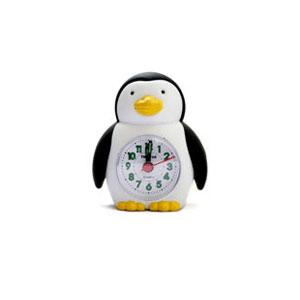 Детский будильник - Пингвиненок