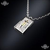 Серебряная флешка ГСН Вымпел