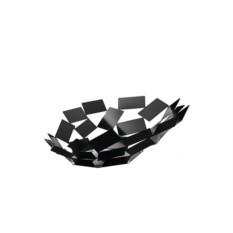 Черное блюдо La stanza dello scirocco
