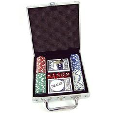 Набор для покера, 100 фишек.
