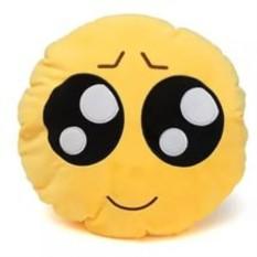 Подушка Emoji Няшка