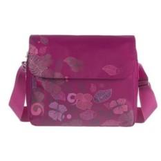 Городская сумка Grizzly (цвет - фуксия)