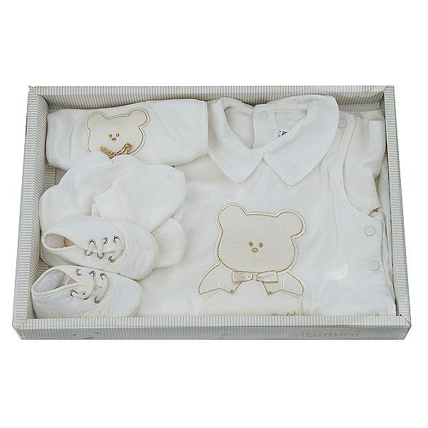 Крестильный набор для мальчика (6 предметов)