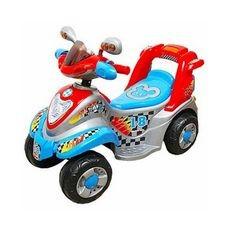 Электроквадроцикл Bugati