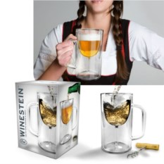 Пивная кружка-бокал Wine Stein