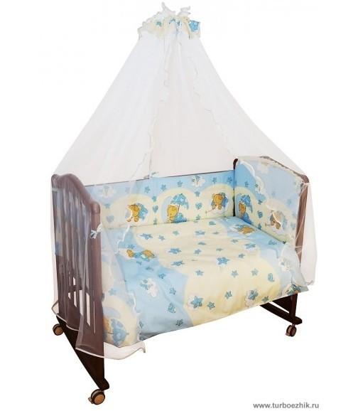 Детское постельное белье Мишкин сон