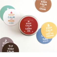 Наклейки декоративные Keep Calm