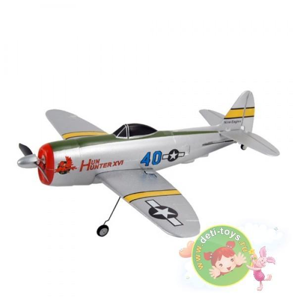 Самолет на радиоуправлении Thunderbolt P-47 778B