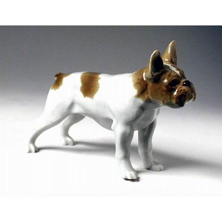 Анималистическая скульптура «Французский бульдог»
