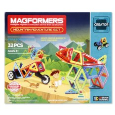 Конструктор на магнитах Magformers Mountain Adventure Set