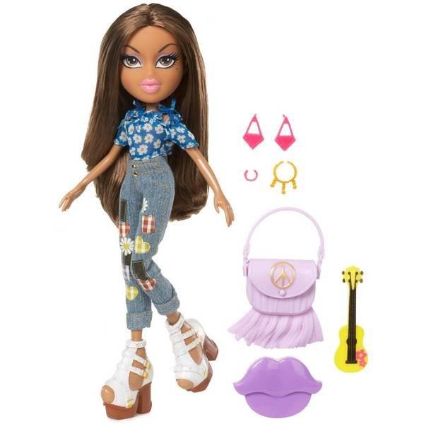 Игрушка кукла Bratz Жасмин. Давай знакомиться