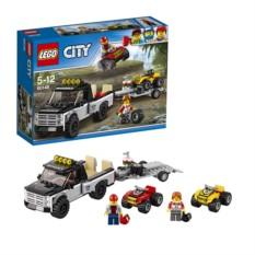 Конструктор Lego City Гоночная команда