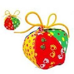 Развивающая игрушка мяч Шнурик
