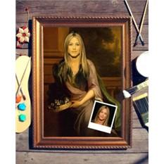 Портрет по фото Портрет женщины