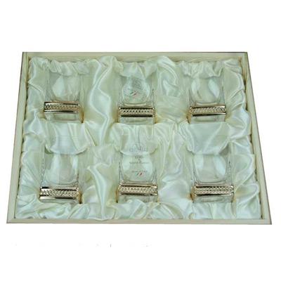 Подарочный набор стопок на 6 персон
