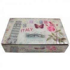 Шкатулка для денег-купюрница Италия