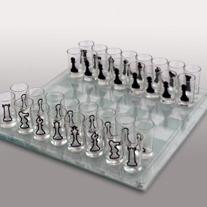 Игра настольная «Пьяные шахматы»