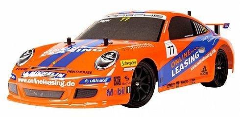 Автомобиль на радиоуправлении Porsche 911, Simba