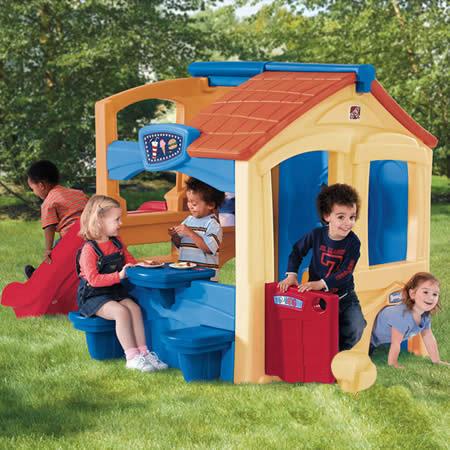 детские домики Домик Весёлые Соседи