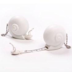 Рулетка Snail (цвет — белый)
