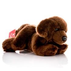 Мягкая игрушка Шоколадный лабрадор (Aurora)