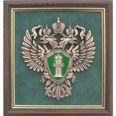 Панно с символикой Прокуратуры РФ