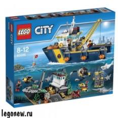 Конструктор Лего Исследовательский корабль