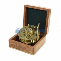 Морский компас с солнечными часами Чирок