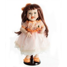 Коллекционная кукла Нина