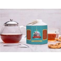 Чайный набор Вкус Нового года 2 с вашим фото